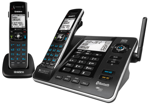 Uniden XDECT8355+2 Cordless Phone, Bluetooth