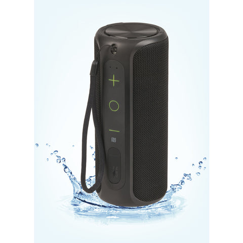 Waterproof 360° Speaker with Bluetooth® Technology