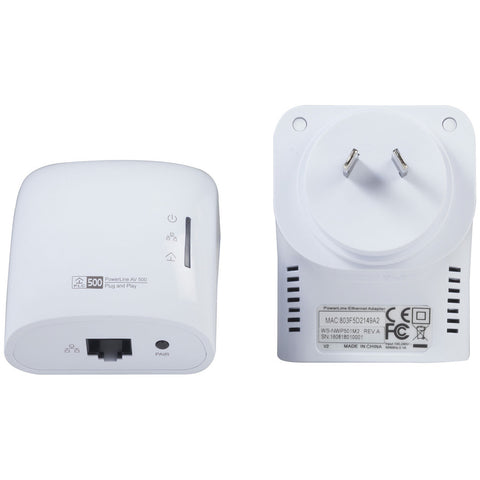 Ethernet Over Power N300 Wi-Fi Access Point