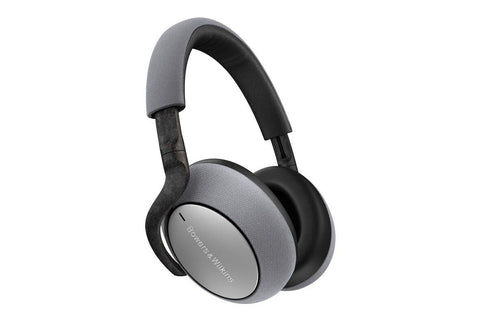 Bowers & Wilkins PX7 Wireless Over-Ear Noise-Canceling Headphones (Silver)