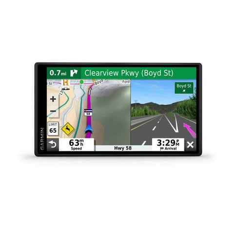 Garmin DriveSmart™ 55 & Traffic GPS Navigation System 010-02037-42