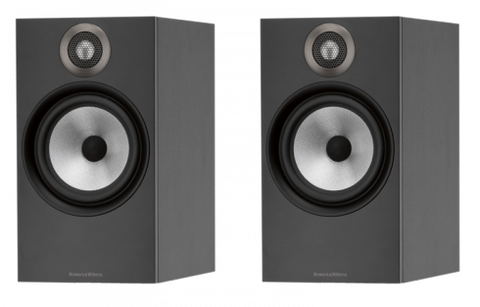 Bowers & Wilkins 606 Bookshelf Speakers (PAIR)