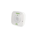 Uniden Wireless Baby Audio Monitor with Room Temperature - BW 130