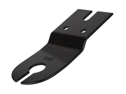 GME MB056B 2.0mm Hilux Antenna Mounting Bracket - Black