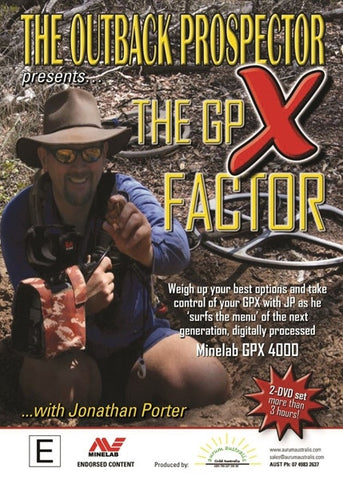 GPX4000 Instructional DVD - The GPX Factor DVD