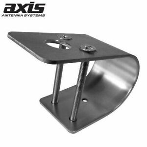 AXIS BB50W – 50mm Stainless Steel Wrap Around Bull Bar Mount
