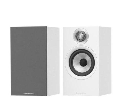 Bowers & Wilkins (B&W) 607 Bookshelf Speakers (PAIR)