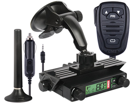 GME TX3120SPNP Plug'n Play UHF Radio Kit