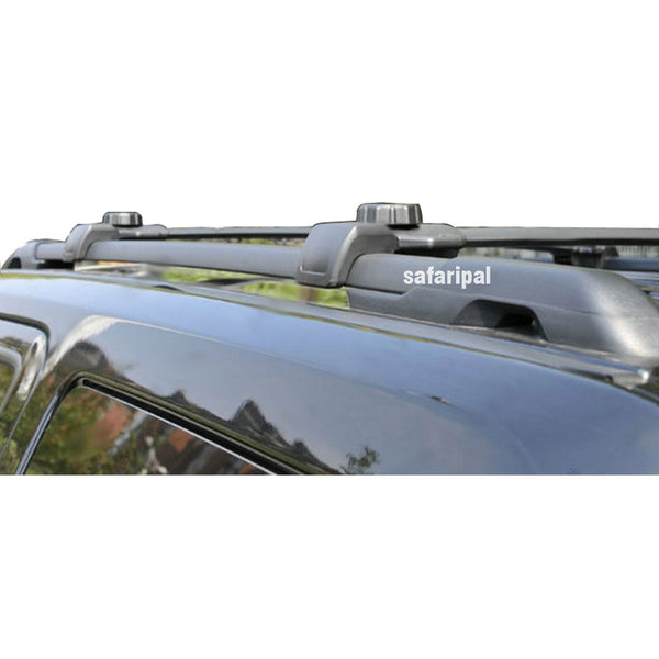 Safaripal Aluminum Roof Luggage Racks Crossbars OE Style for Jeep Compass 2011-2016