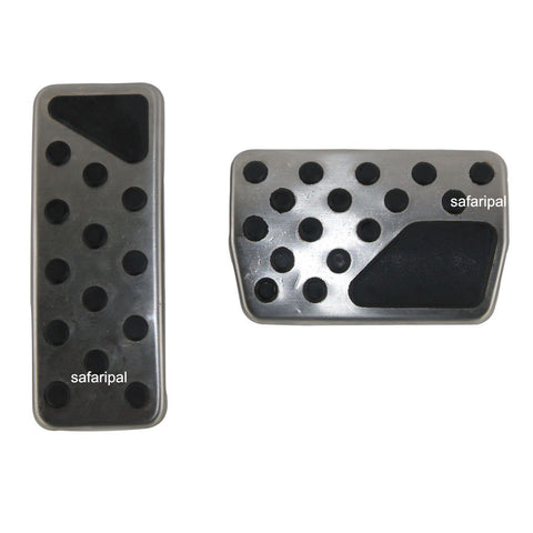 Safaripal Foot Pedal Covers for Jeep Grand Cherokee 2011-2015