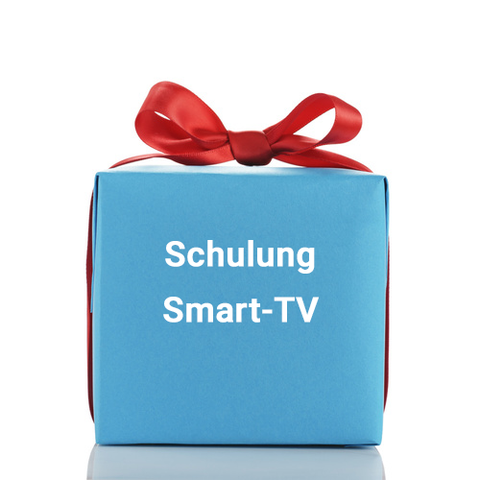 Schulung Smart-TV