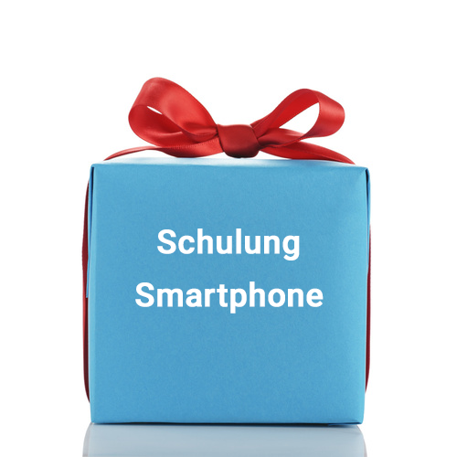 Schulung Smartphone