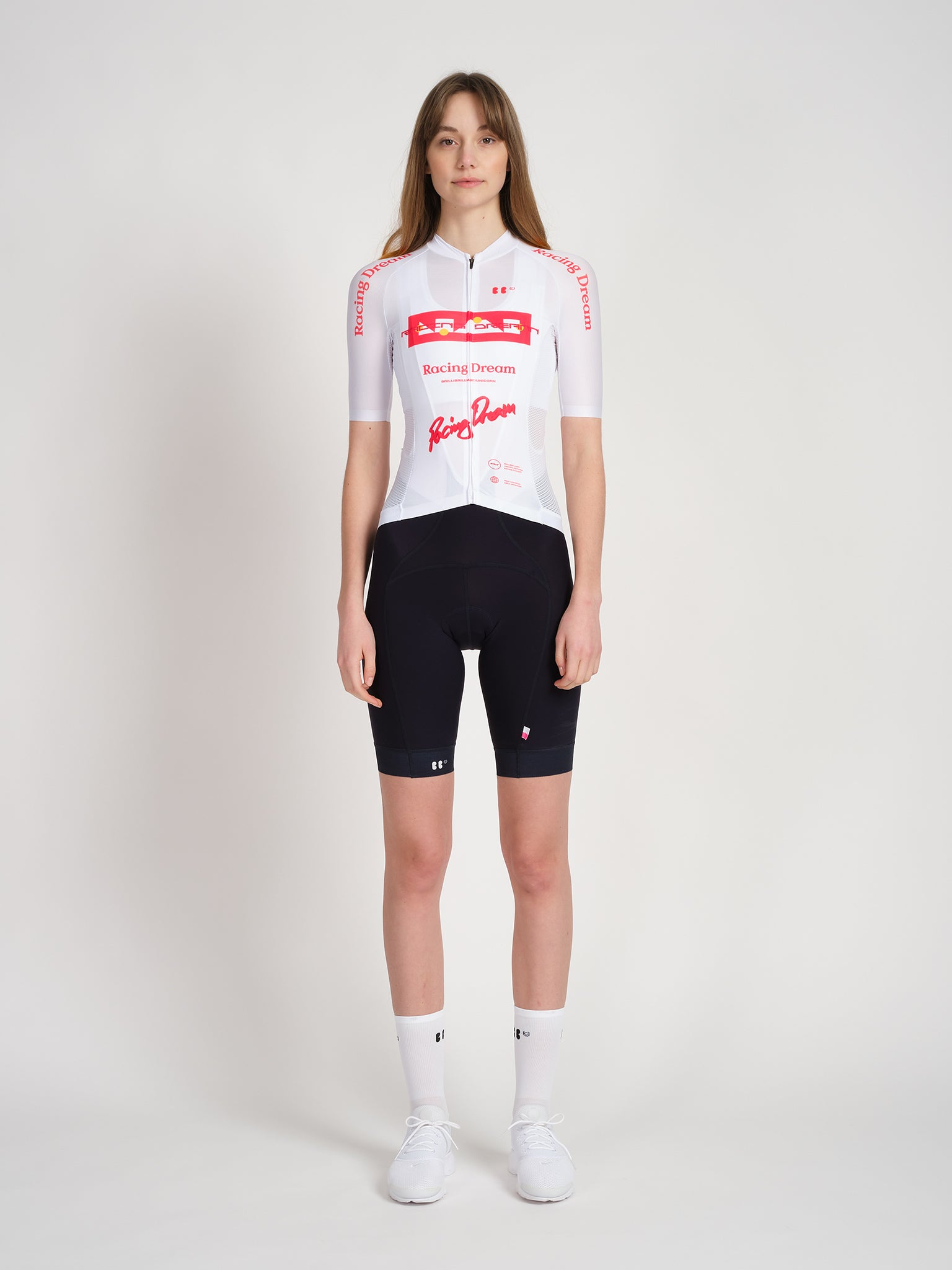 Racing Dream Jersey White Women