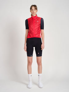 Racing Dream Gilet Red Women