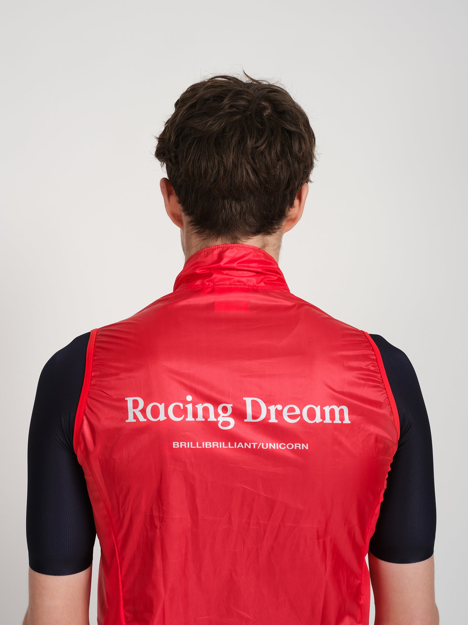 Racing Dream Gilet Red