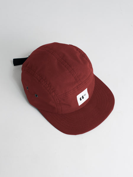 Hat with BBUC Logo Burgundy