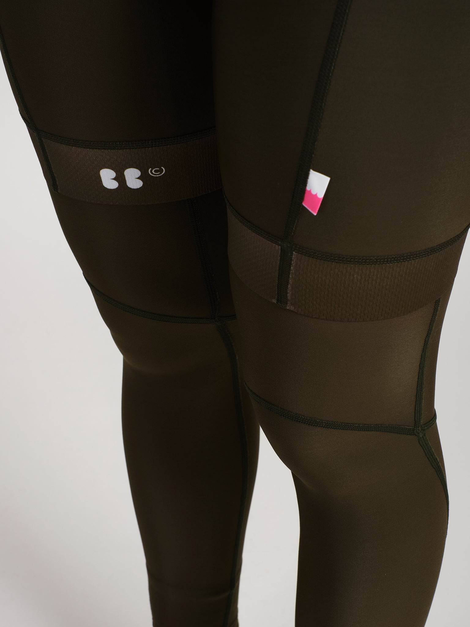 Everyday Pro Thermal Legwarmers Olive