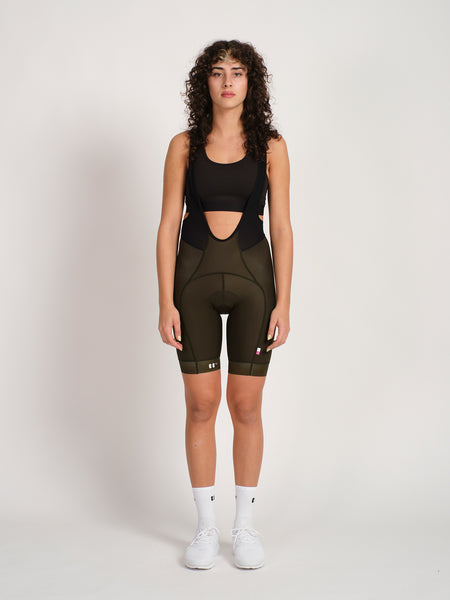 Everyday Pro Thermal Bibs Olive Women