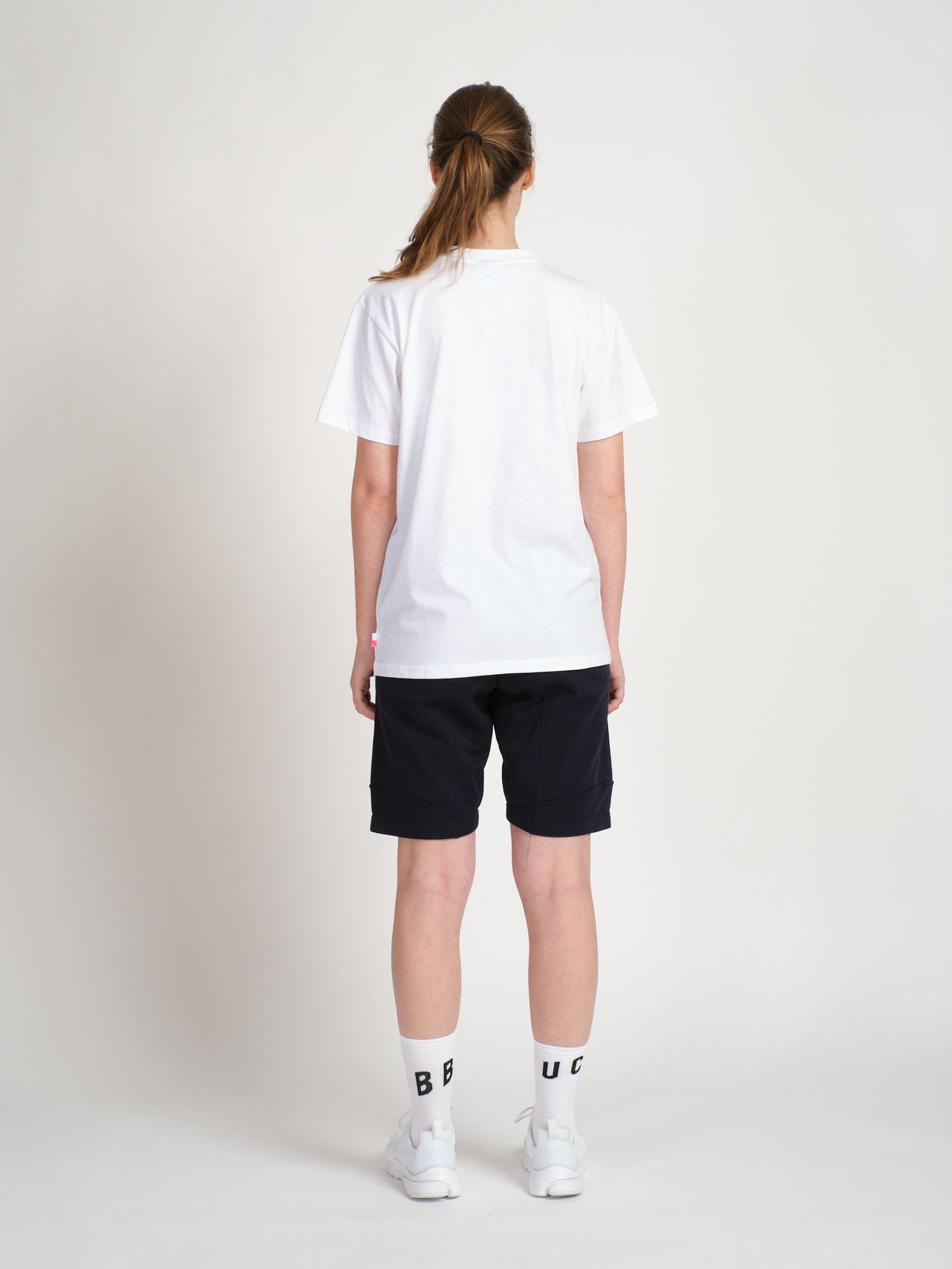 KOM des GARCON T-Shirt White Women