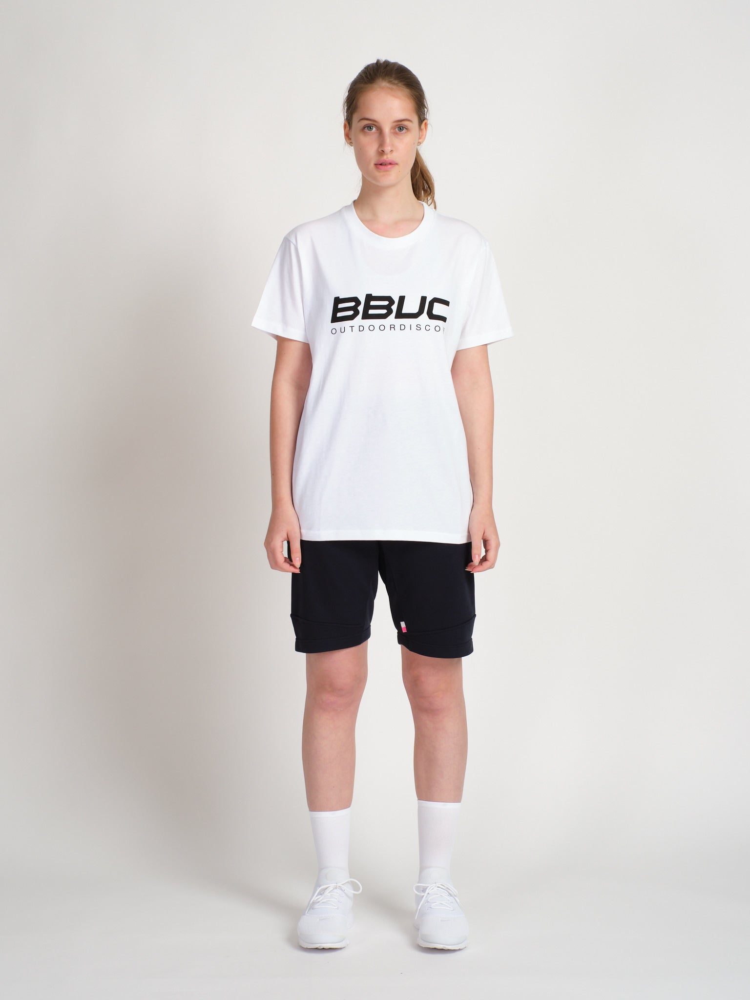 BBUC T-Shirt White Women