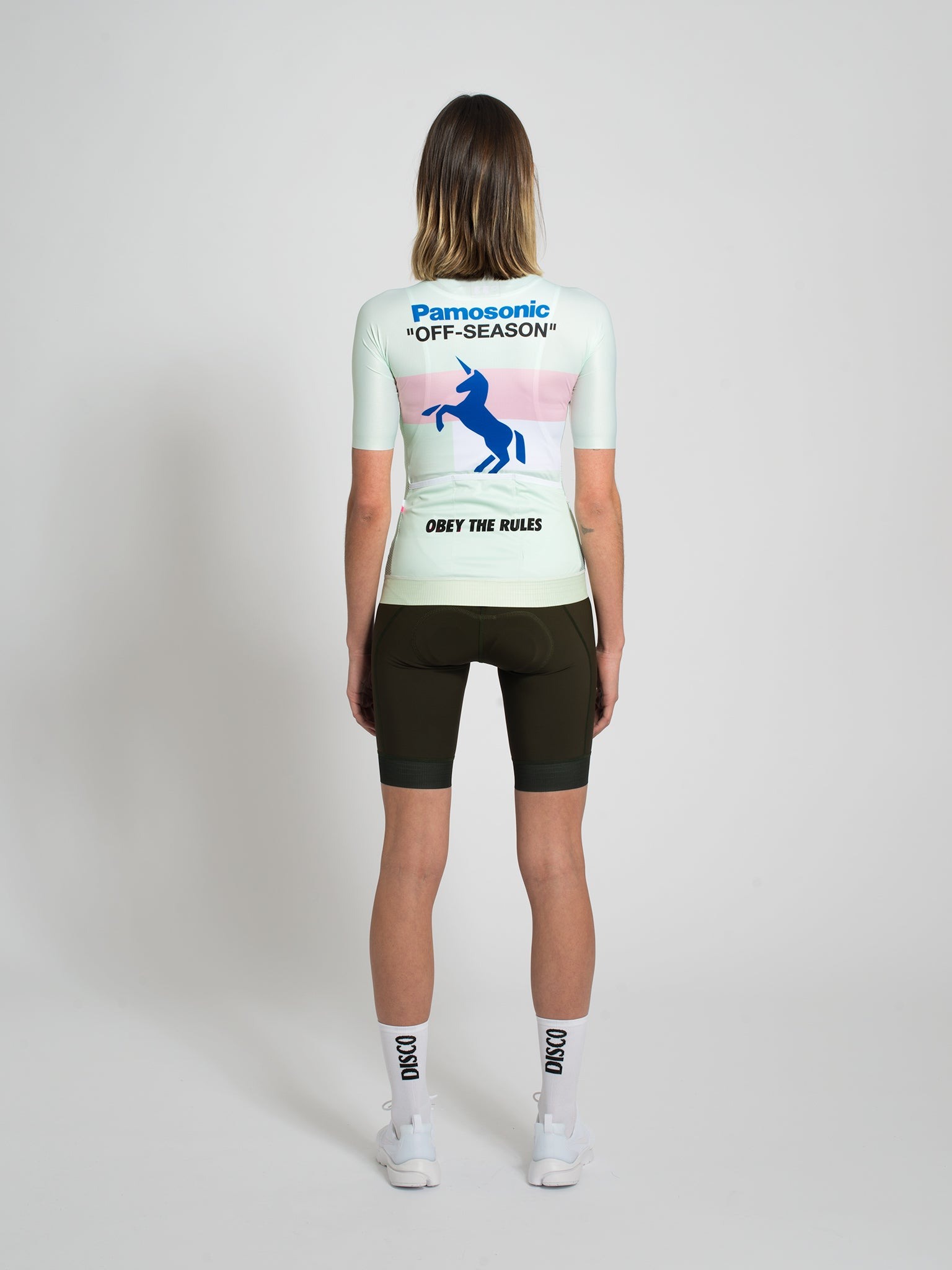 Pamosonic Jersey Women
