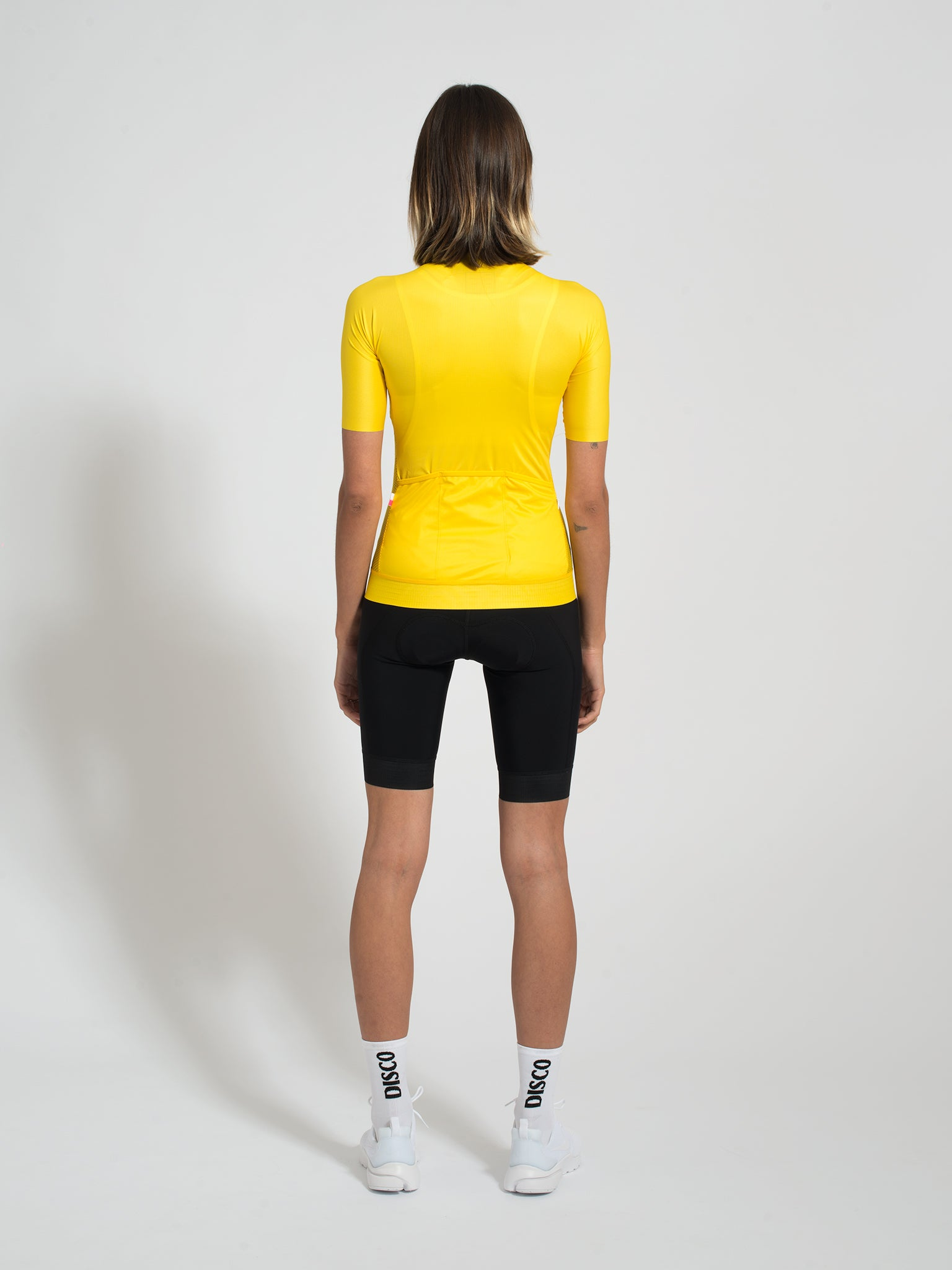 Yellow Disco Jersey Women