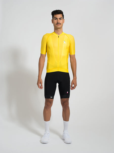 Yellow Disco Jersey