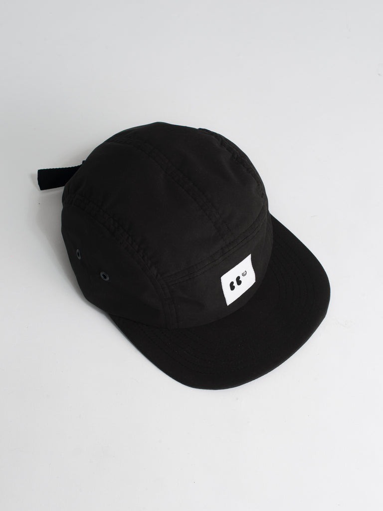 Hat with BBUC Logo Black