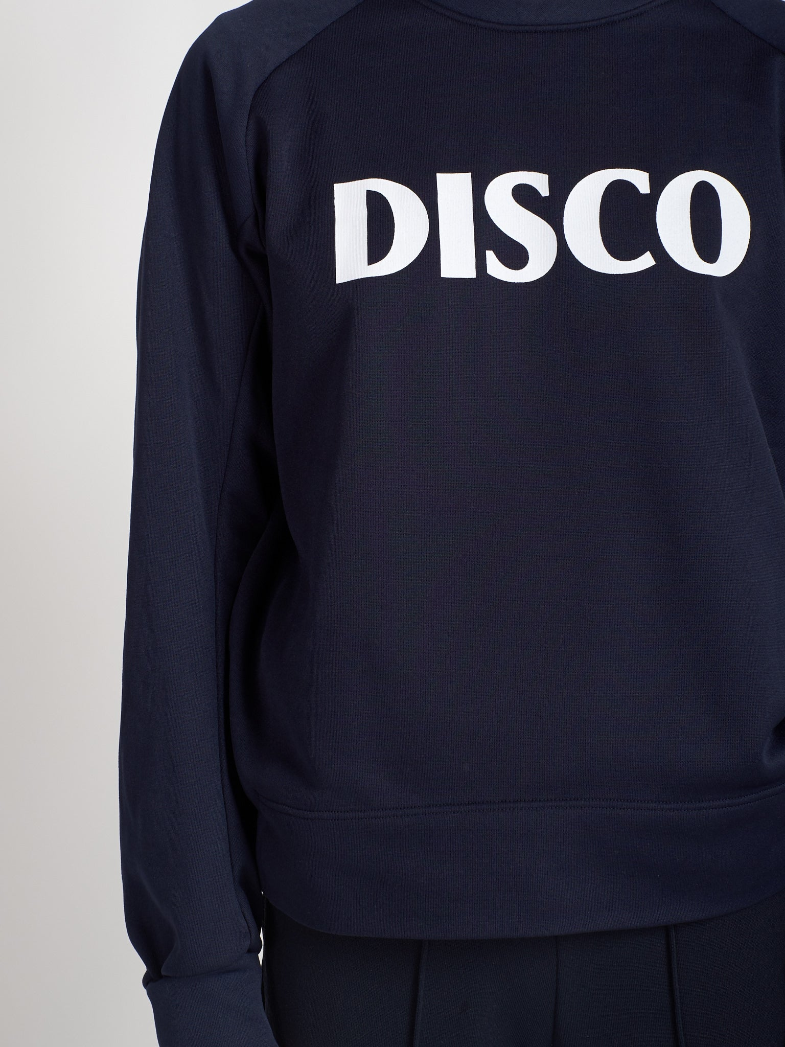 Disco Tracksuit Sweater Women