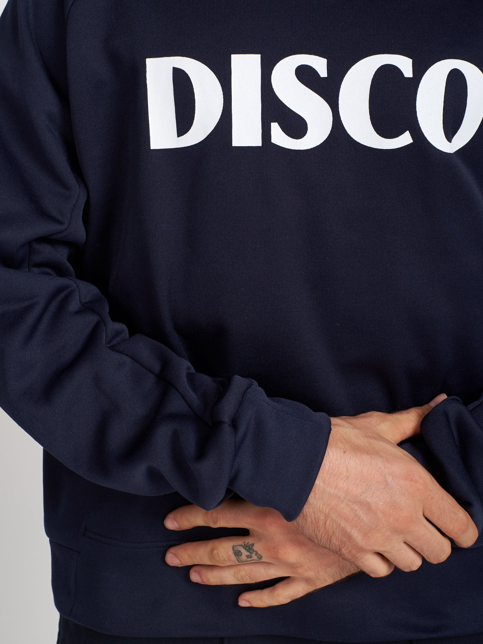 Disco Tracksuit Sweater