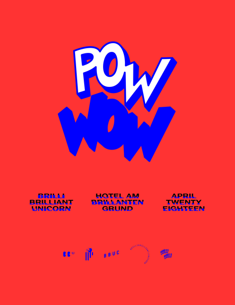 BBUC POW-WOW APRIL