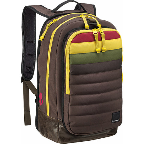 Skullcandy Coin Rasta Backpack
