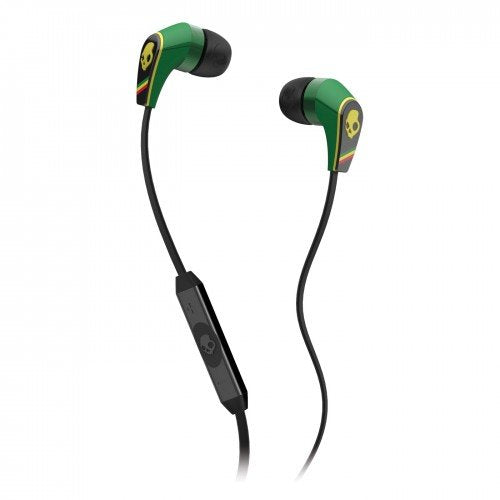 Skullcandy 50/50 earphone - Rasta