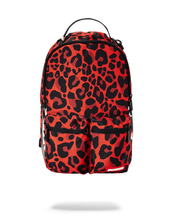 RED LEOPARD DOUBLE CARGO