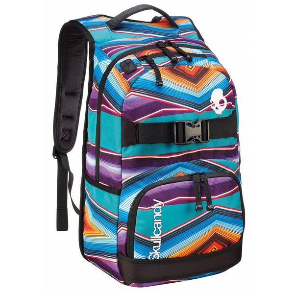 Skullcandy Skulldaylong Backpack Multicolored With Media Port