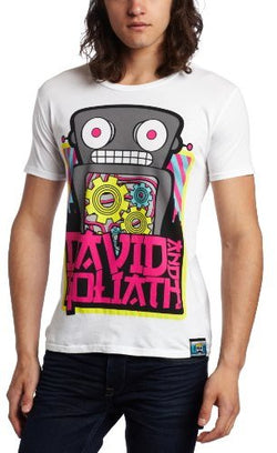D&G Robot Death Fitted Men's Tee