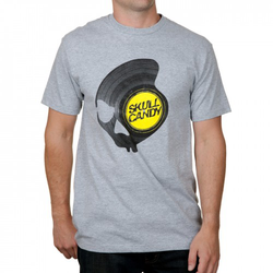 Skullcandy Guy's Disk Jockey Basic Fit Tee