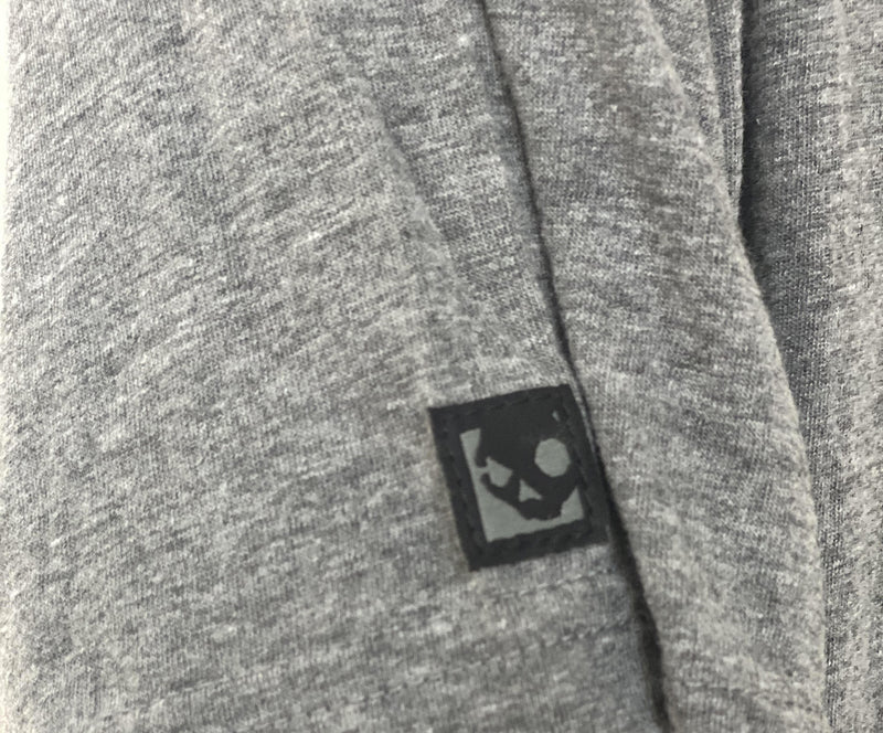 Skullcandy Guy's EP V-Neck Heather Grey