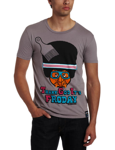 D&G Thank God It's Froday Fitted Men's Tee