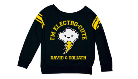 D&G I'm Electro-Cute Sports Fleece