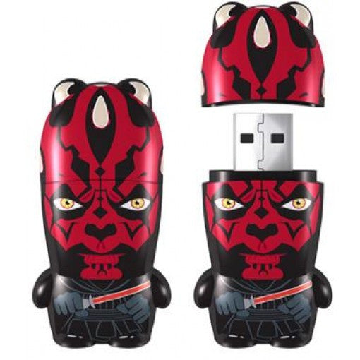 MIMOBOT® STAR WARS Darth Maul USB FLASHDRIVE
