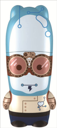 MIMOBOT® DR. KNOWLEDGEUS USB FLASHDRIVE