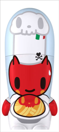 MIMOBOT® PASTAIO BY TOKIDOKI USB FLASHDRIVE