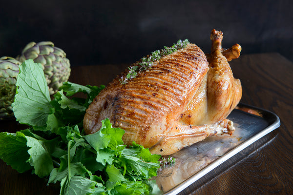 Meatsmith Roasted Goose