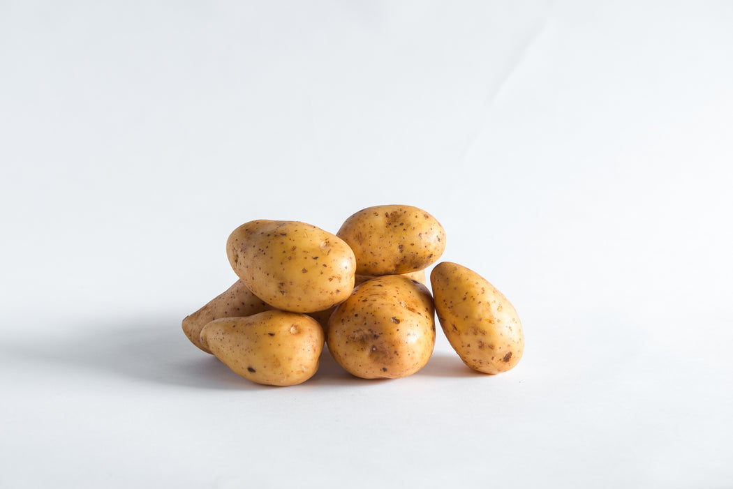 Kipfler potatoes
