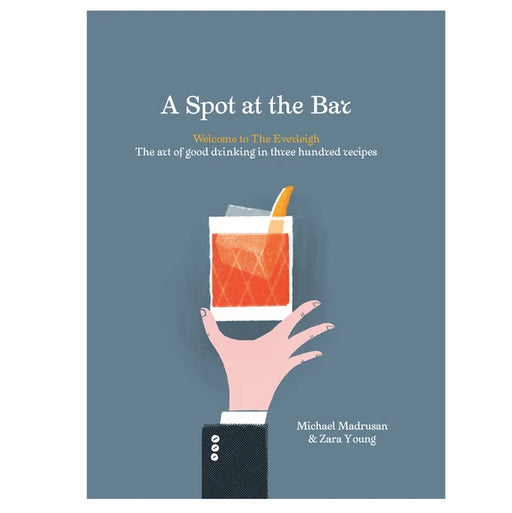 A Spot at the Bar, by Michael Madrusan & Zara Young