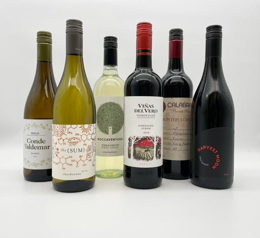 Classic Favourites Christmas Wine Pack