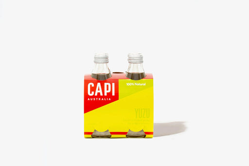 Capi Yuzu soda 4pack