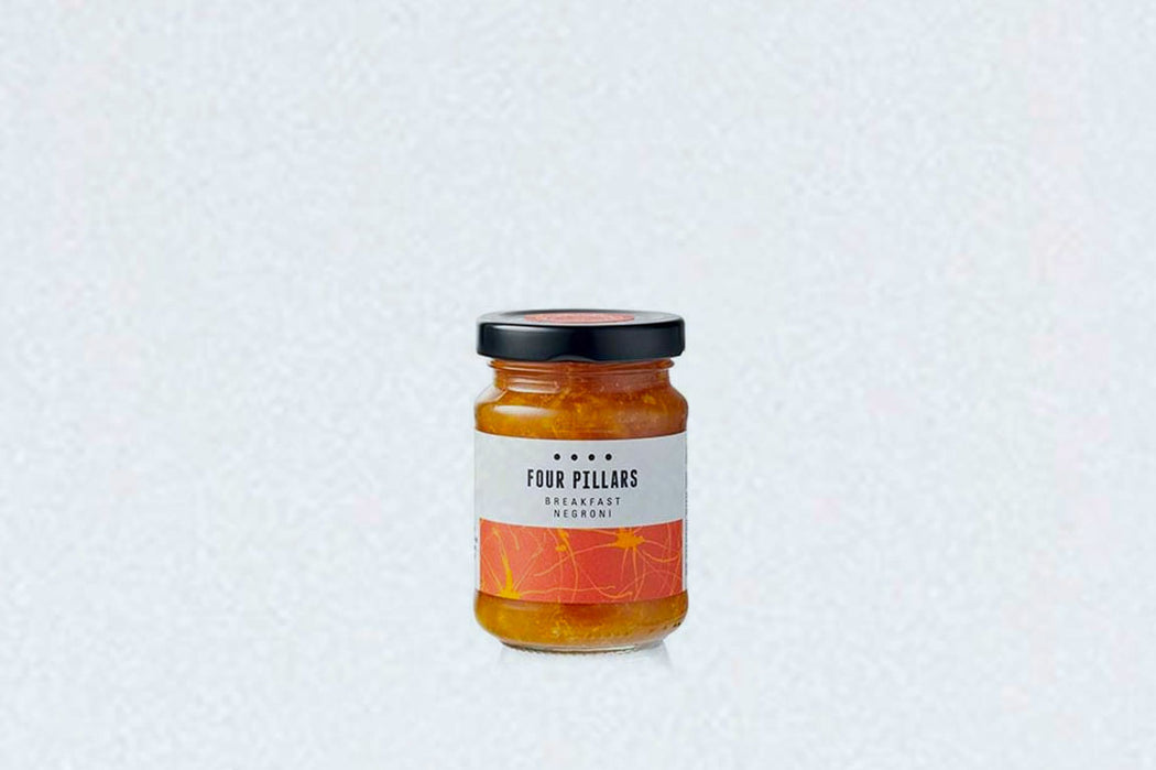 Four Pillars Breakfast Negroni Marmalade