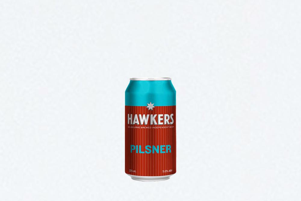 Hawkers Pilsner 4pack